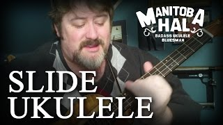 Slide Ukulele - Sweet Honey Bee