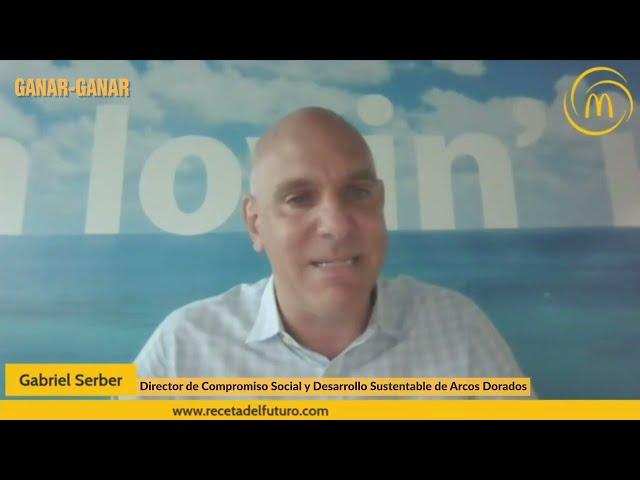 Arcos Dorados presentó reporte de la iniciativa Receta del Futuro