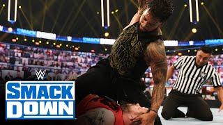 Kevin Owens vs. Jey Uso: SmackDown, Nov. 6, 2020