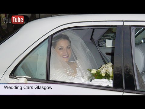 Wedding Cars Glasgow - Chauffeur Driven Wedding Cars Glasgow