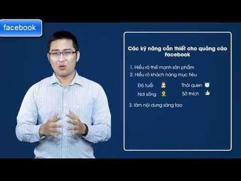 Marketing online – Facebook marketing – kỹ năng cần thiết để bán hàng trên facebook