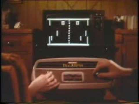 COLECO TELSTAR PONG GAME CLASSIC COMMERCIALS TV SHOWS NEWSREELS on DVDS at TVDAYS.com
