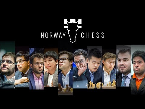 Norway Chess Promo: Chessbrah Coverage!