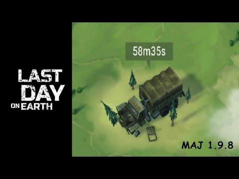 Last day on earth maj 1.9.8 le convoi