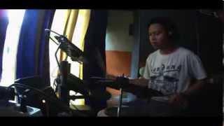 Hanya Kamu Yang Bisa (Kerispatih) - Drum Cover by YuzSky
