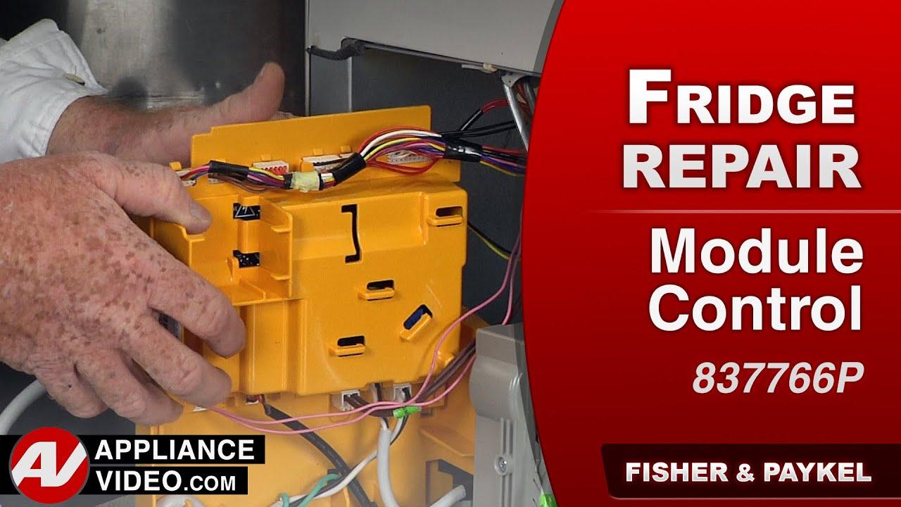fisher paykel module control circuit board repair diagnostics [ 1280 x 720 Pixel ]
