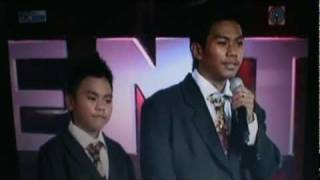 Season2 Pilipinas got talent (Happy Feet) Mata brother