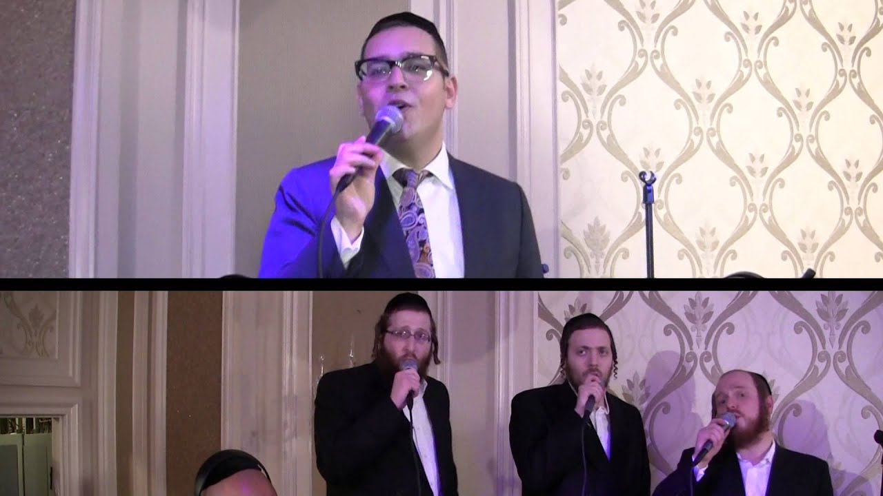 Rak Simcha Orchestra Second Dance with Dovid Gabay and Zemiros Choir
