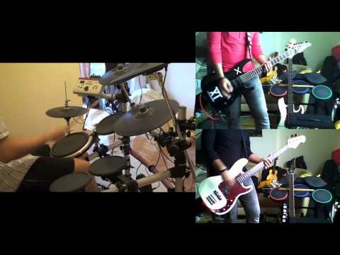 Mr Taxi (SNSD) Collab Rock Cover ft Jitrui and Hauyucovers