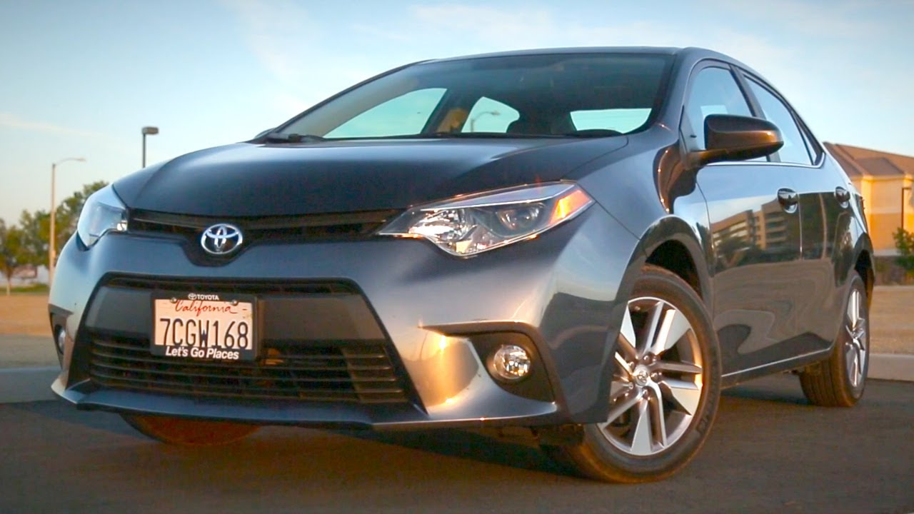 2014 Toyota Corolla - Review and Road Test