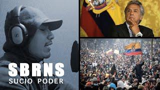 SBRNS - SUCIO PODER (RAP PROTESTA ECUADOR 2020) FLP BEATS 🇪🇨