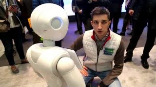 Обзор робота Pepper. Лучший в мире андроид