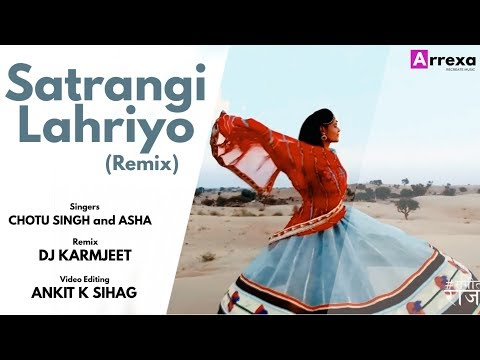 Satrangi Lahriyo (Remix) | Full Video Link In Description | Arrexa
