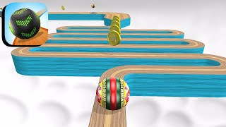 Going Balls - All Levels Gameplay Android,ios #62 screenshot 2