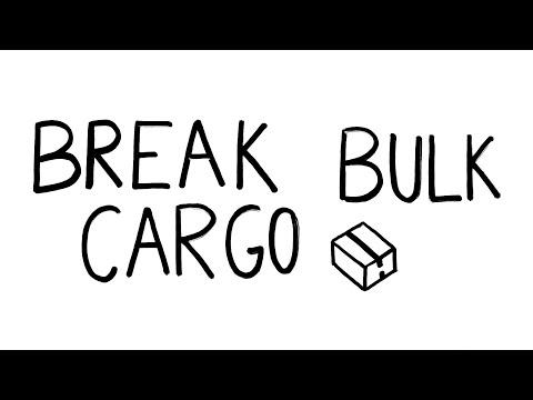 Break Bulk Cargo   Logistics