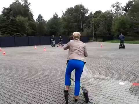 Segway Firmenevent