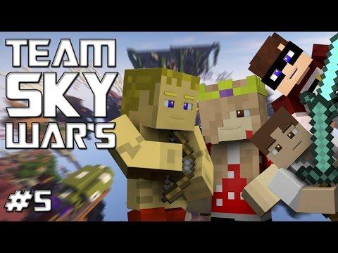 TEAM SKY WAR'S #5 1 TEAM SKY WAR'S , FOCUS ! C/Baby , Miss & Hitz !