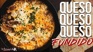 The Best Queso Fundido (Mexican Cheese Dip) | SAM THE COOKING GUY 4K