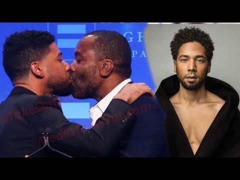 Jussie Smollett gets EXPOSED - Secret Marriage Revealed - he married a Hollywood Director
