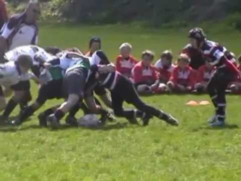 All Whites Rugby Tour Cornwall 2012 pt2.wmv
