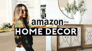 AMAZON HOME DECOR HAUL + FAVORITES
