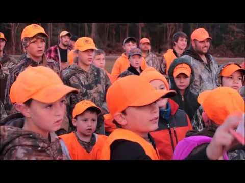 Alabama Dog Hunters  - Youth Hunt 2016