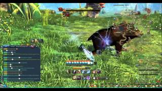 Blade and Soul Assassin Gameplay Part 3 Closed Beta (trying to perma stealth)