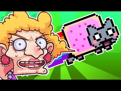 YO MAMA SO UGLY! Nyan Cat