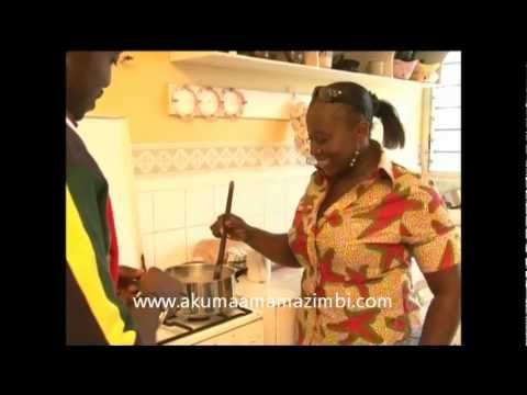 How to cook a great Ghanaian food with Mama Zimbi