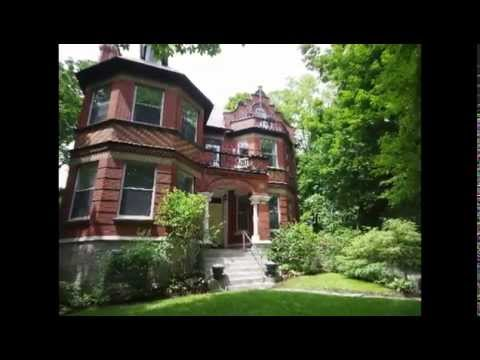 Luxury House for Sale Westmount Montreal - Alexander Cowper Hutchison Architect