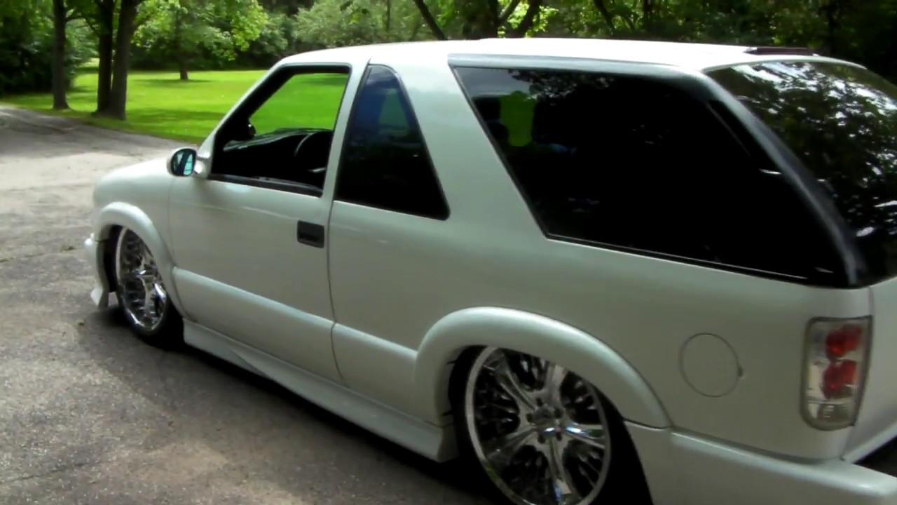 2003 xtreme blazer wheels