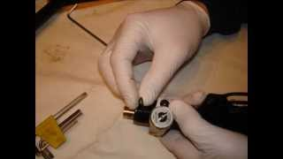 Air Arms S510 xtra-FAC SL 22 Regulator installation and