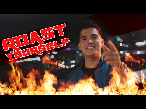 Thumbnail: ROAST YOURSELF!! (Diss Track)