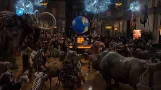 Ночь в музее: Секрет гробницы - промо фильма на TV1000 Megahit HD