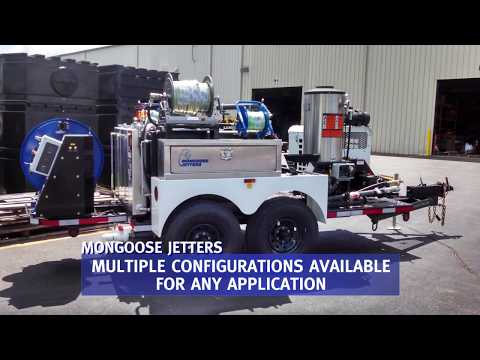 Mongoose Jetters By Sewer Equipment