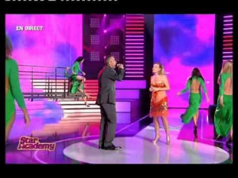 "EROS RAMAZZOTTI ""PIU BELLA COSA""  STAR ACADEMY FRANCE"