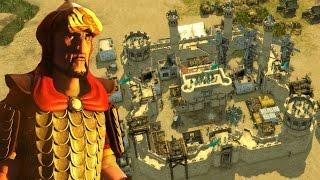 Stronghold Crusader 2 Skirmish - Saladin vs SergiuHellDragoonHQ