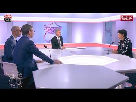 Invitée : Michèle Rivasi - Territoires d'infos - Le Best of (24/10/2016)