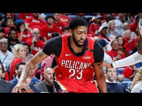 NBA Sacramento Kings vs New Orleans Pelicans   Oct 19,  2018