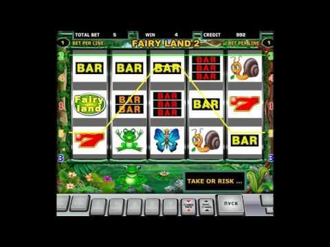 Обзор игрового автомата Fairy Land (Лягушки) от производителя Belatra