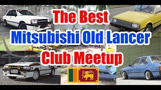 The Best Mitsubishi Old Lancer Club Meetup
