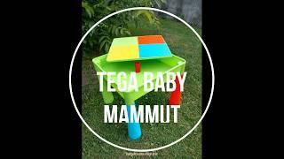 Обзор комплекта детской мебели Tega Baby Mamut (стол + 2 стула)