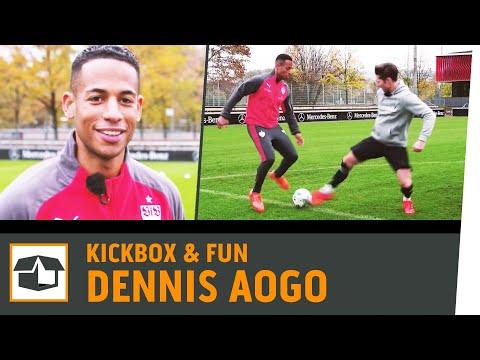 Eins-gegen-Eins Challenge vs. Dennis Aogo |VfB Stuttgart |2. Staffel | Kickbox