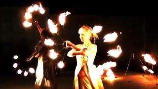 Огненное шоу (англ. fire show), или фаер-шоу