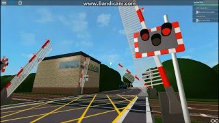 ROBLOX Barnes Level Crossings, West London