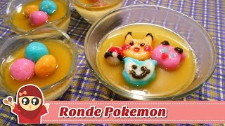 Ronde Karakter Pokemon