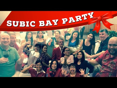 Subic Bay Community Party