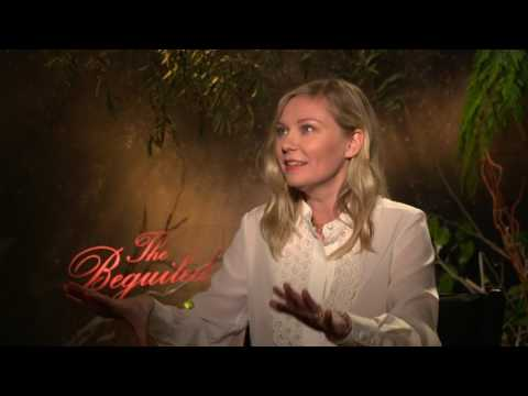 The Beguiled - Kirsten Dunst full interview