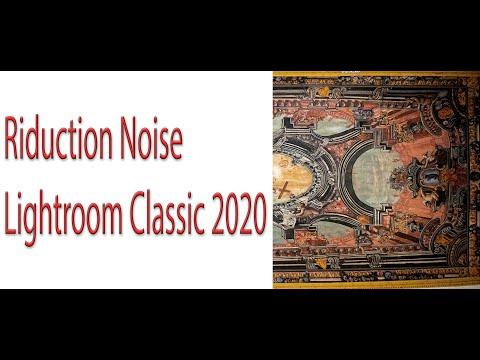 Riduzione Del Rumore Lightroom Classic 2020