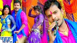 ���ाली ���े ���ोली ���रहज ���े ���ाया Rang Dale Da Holi Me Pramod Premi Bhojpuri Hot Holi Songs 2016 New